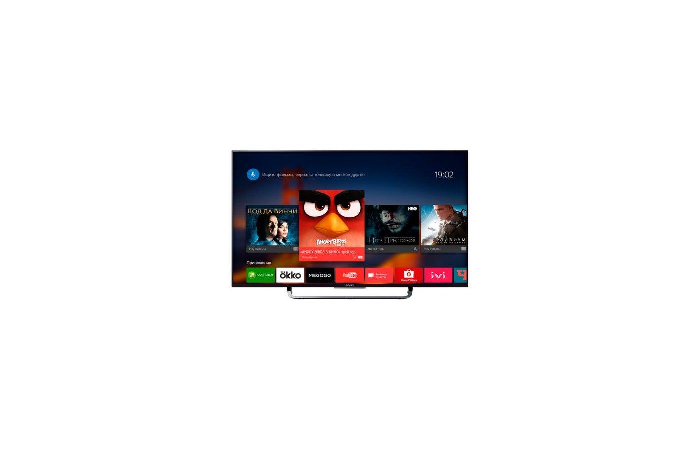 4K (Ultra HD) телевизор SONY KD-43X8305C