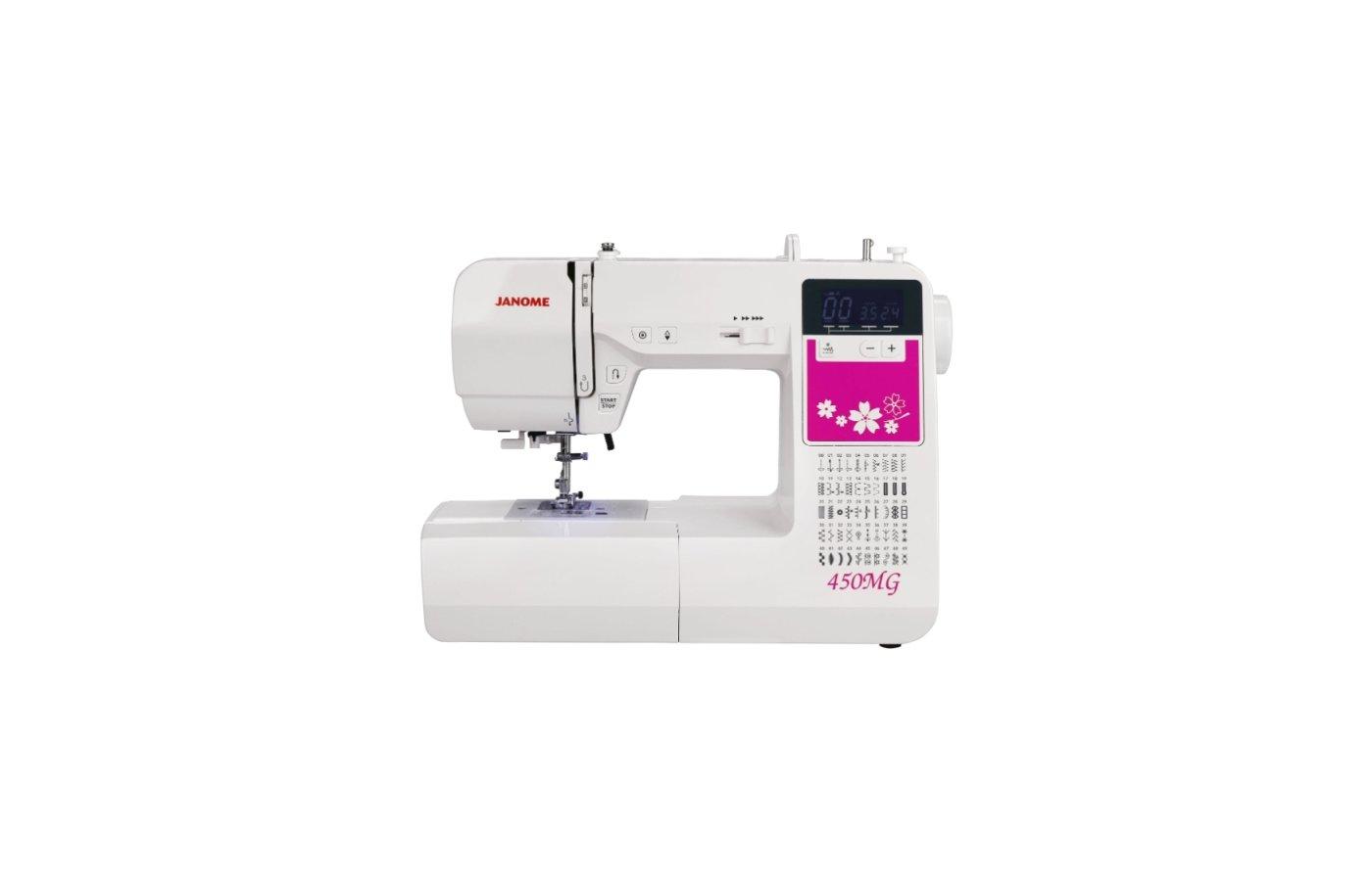 Швейная машина JANOME 450 MG