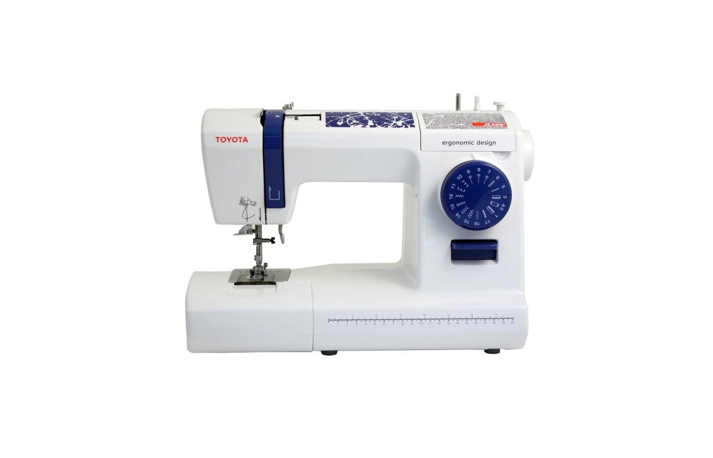 Швейная машина TOYOTA Jeans 17 C