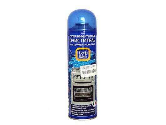 Чистящее средство TOP HOUSE 600057/890556 для плит и духовок 500мл