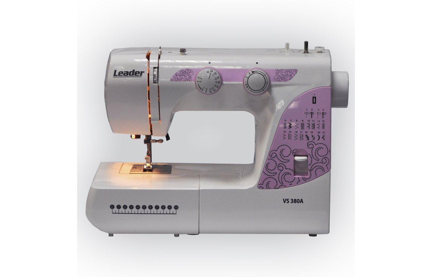 Швейная машина LEADER VS 380 A