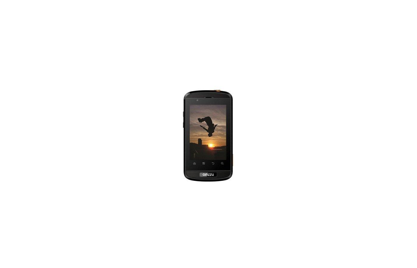 Смартфон Ginzzu R8D rev.2