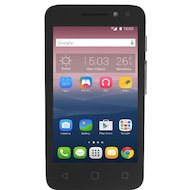 Смартфон Alcatel 4034D PIXI 4 (4) Volcano black