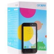 Фото Смартфон Alcatel 4034D PIXI 4 (4) black/black