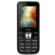 Фото Мобильный телефон Jinga Simple F315 Чёрный