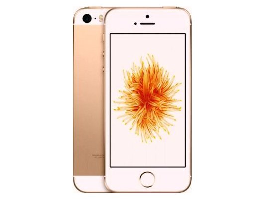 Смартфон Apple iPhone SE 64Gb Rose Gold MLXQ2RU/A