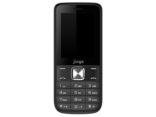 Мобильный телефон Jinga Simple F315 Чёрный