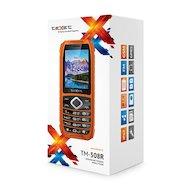 Фото Мобильный телефон TeXet TM-508R black/orange