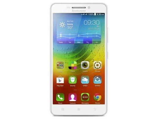 Смартфон LENOVO A5000 white