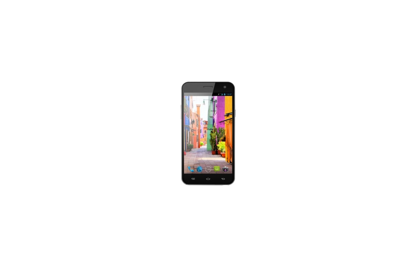 Смартфон Jinga Basco M500 3G Чёрный