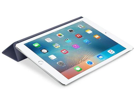 Чехол для планшетного ПК Apple Smart Cover iPad Pro 9.7 - Midnight Blue (MM2C2ZM/A)