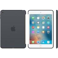 Фото Чехол для планшетного ПК Apple iPad mini 4 Silicone Case - Charcoal Gray (MKLK2ZM/A)