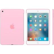 Фото Чехол для планшетного ПК Apple iPad mini 4 Silicone Case - Light Pink (MM3L2ZM/A)