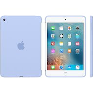 Фото Чехол для планшетного ПК Apple iPad mini 4 Silicone Case - Lilac (MMM42ZM/A)