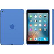 Фото Чехол для планшетного ПК Apple iPad mini 4 Silicone Case - Royal Blue (MM3M2ZM/A)