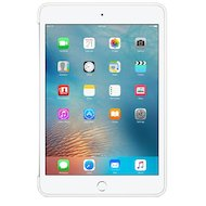 Чехол для планшетного ПК Apple iPad mini 4 Silicone Case - White (MKLL2ZM/A)
