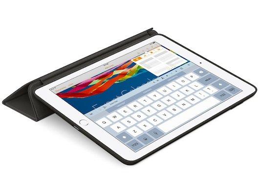 Чехол для планшетного ПК Apple iPad Air 2 Smart Case - Black (MGTV2ZM/A)
