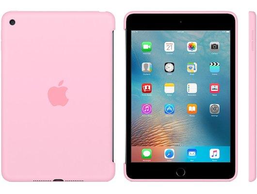 Чехол для планшетного ПК Apple iPad mini 4 Silicone Case - Light Pink (MM3L2ZM/A)