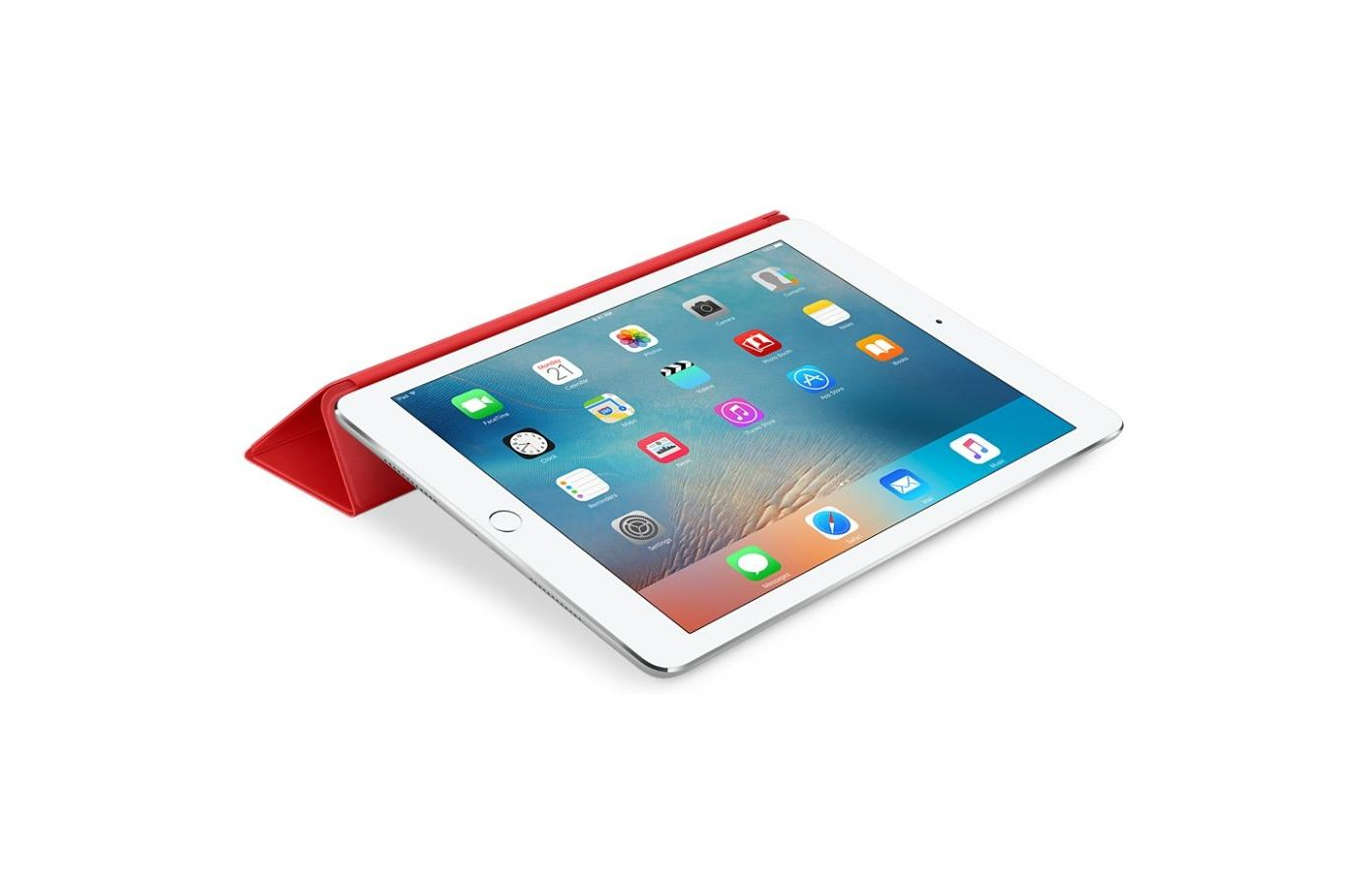 Чехол для планшетного ПК Apple Smart Cover iPad Pro 9.7 - RED (MM2D2ZM/A)