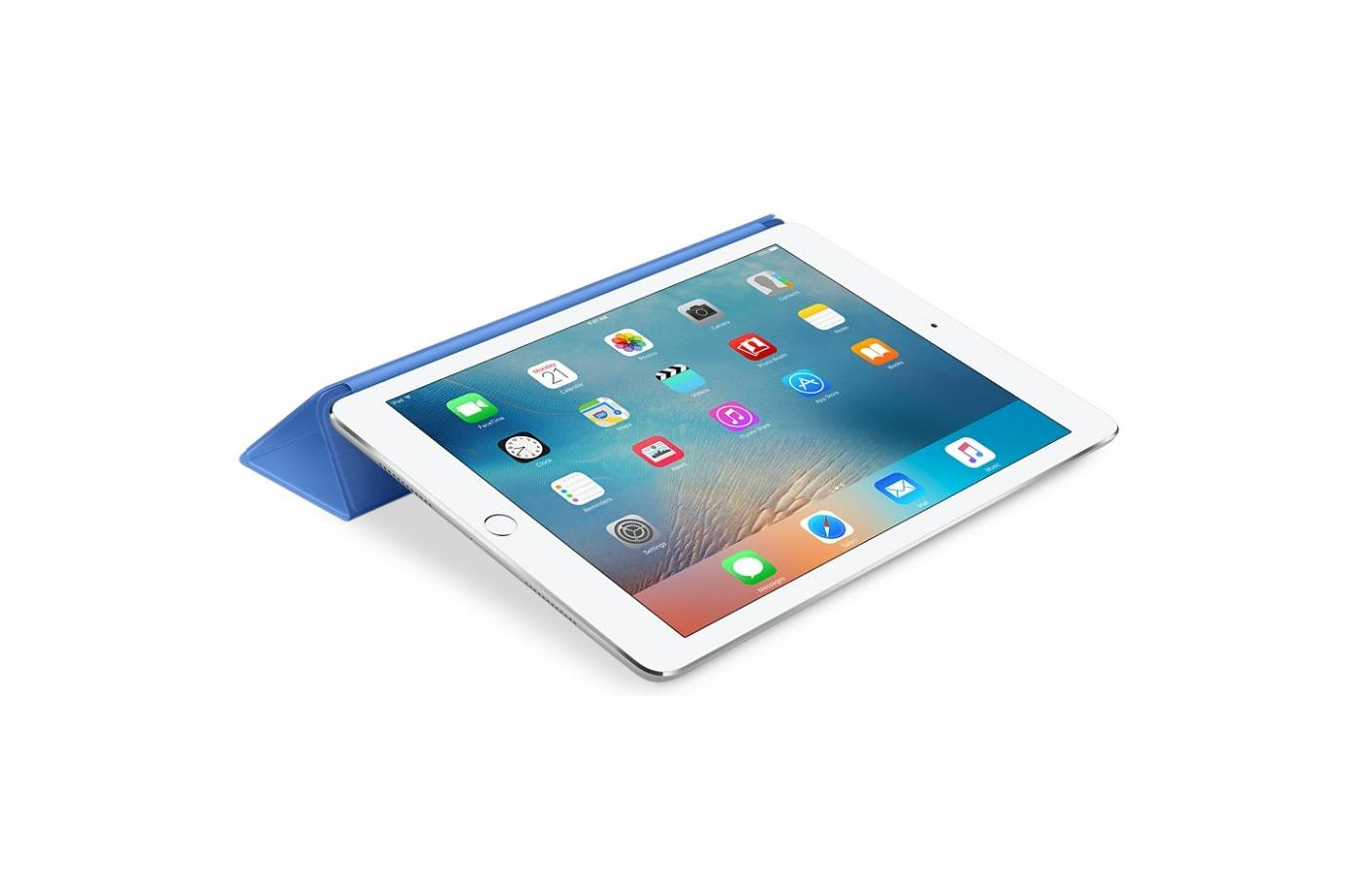 Чехол для планшетного ПК Apple Smart Cover iPad Pro 9.7 - Royal Blue (MM2G2ZM/A)