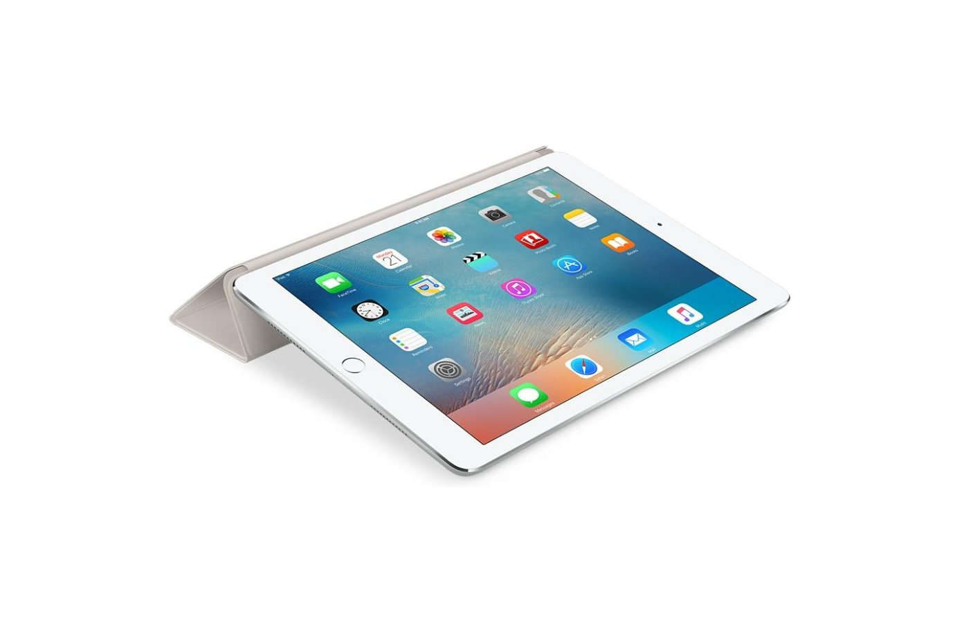 Чехол для планшетного ПК Apple Smart Cover iPad Pro 9.7 - Stone (MM2E2ZM/A)