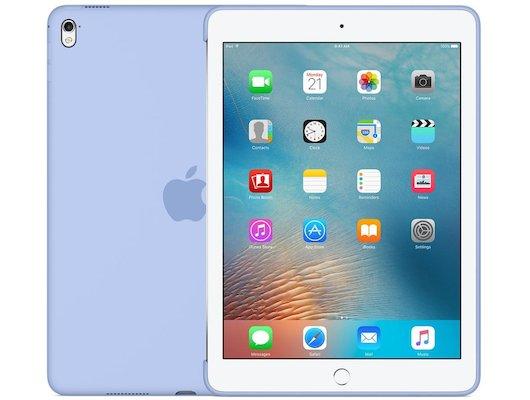 Чехол для планшетного ПК Apple Silicone Case iPad Pro 9.7 - Lilac (MMG52ZM/A)