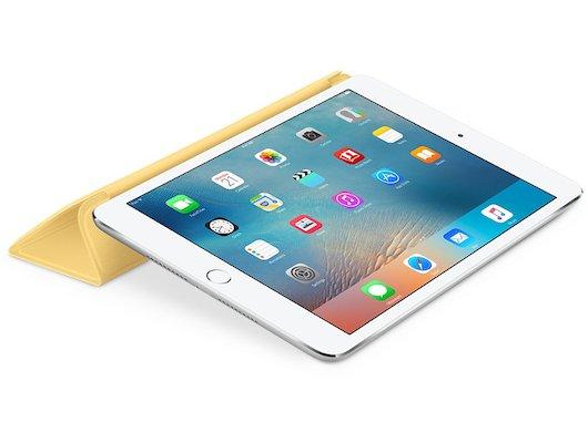 Чехол для планшетного ПК Apple iPad mini 4 Smart Cover - Yellow (MM2X2ZM/A)