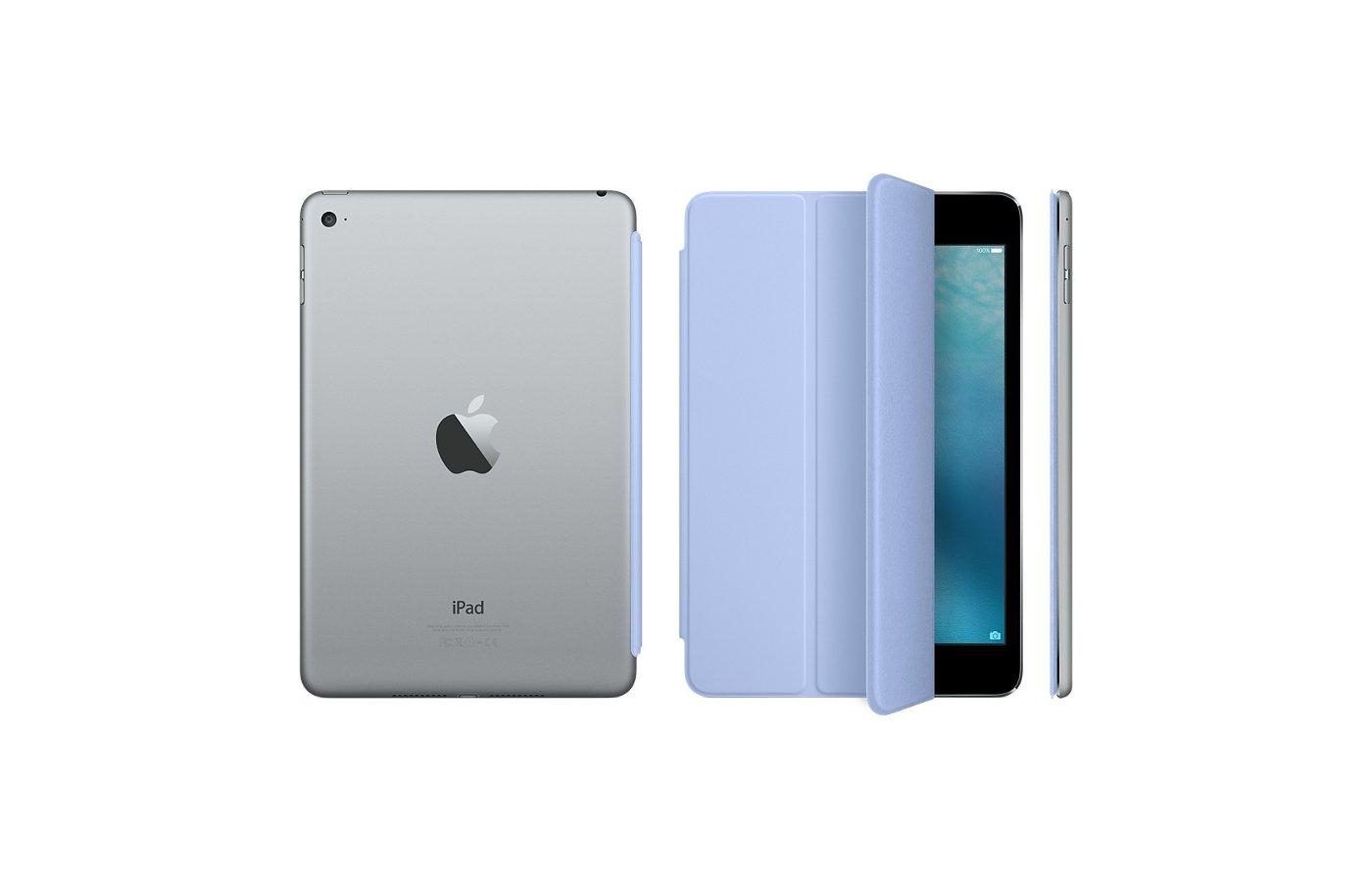Чехол для планшетного ПК Apple iPad mini 4 Smart Cover - Lilac (MMJW2ZM/A)