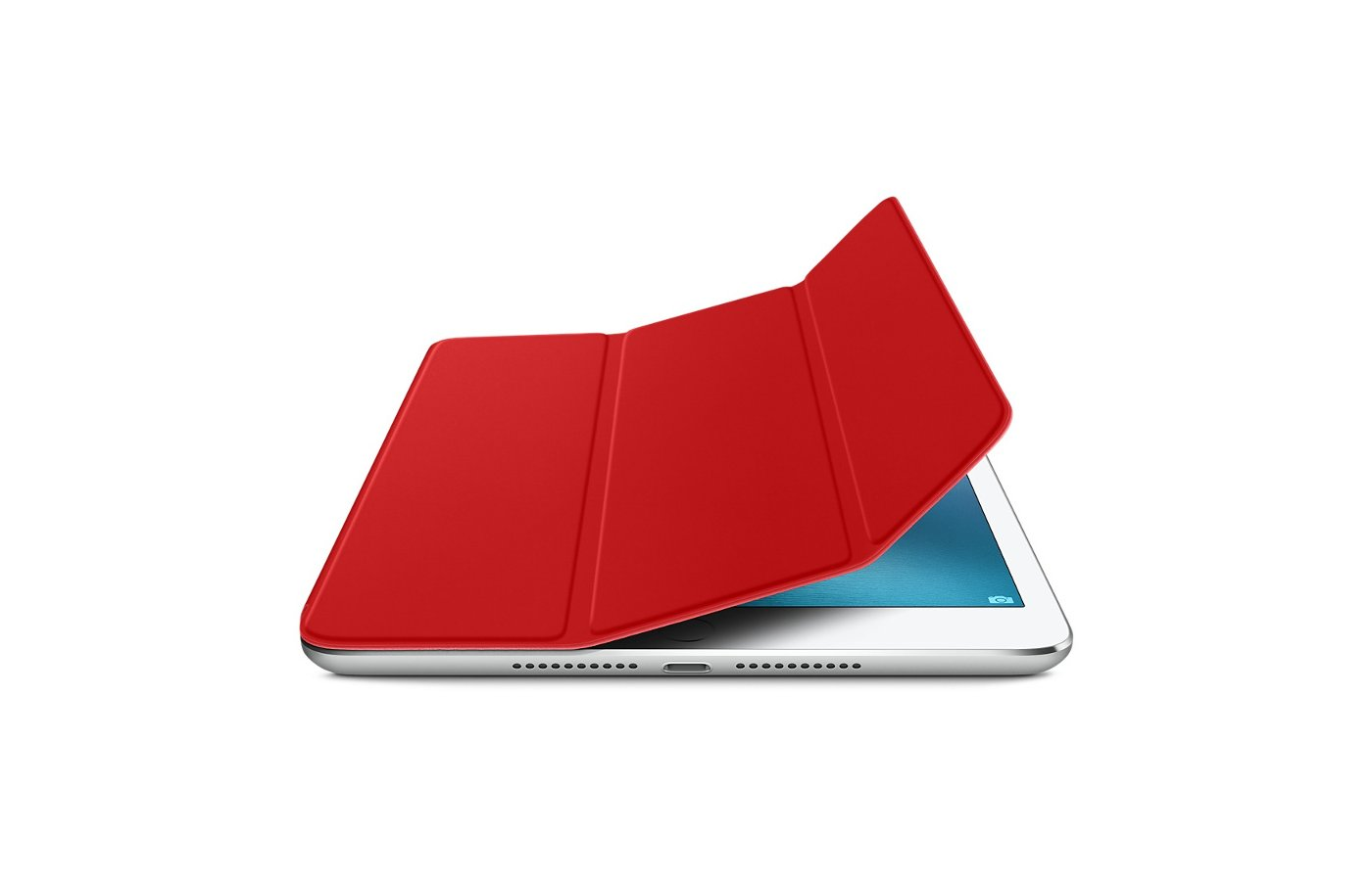 Чехол для планшетного ПК Apple iPad mini 4 Smart Cover -(PRODUCT)RED (MKLY2ZM/A)
