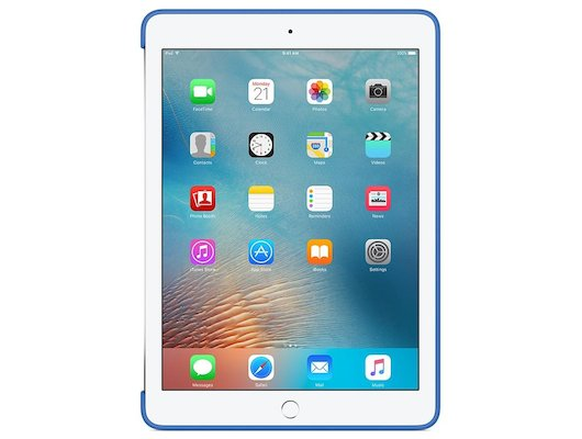 Чехол для планшетного ПК Apple Silicone Case iPad Pro 9.7 - Royal Blue (MM252ZM/A)