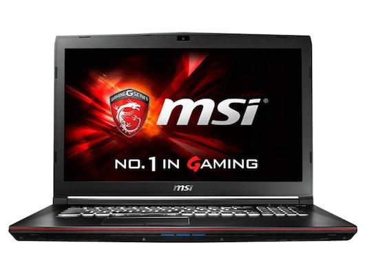 Ноутбук MSI GP72 6QF-272RU /9S7-179553-272/