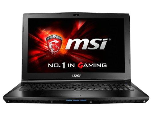 Ноутбук MSI GL62 6QD-007RU /9S7-16J612-007/ intel i5 6300HQ/8Gb/1Tb/DVDRW/GTX 950M 2Gb/15.6FHD/WiFi/Win10