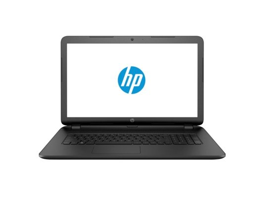 Ноутбук HP 17-p101UR /P0T40EA/ AMD E1 6010/4Gb/500Gb/Radeon R2/DVDRW/17.3HD+/WiFi/Win10