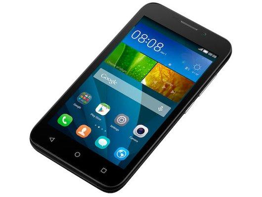 Смартфон Huawei Ascend Y5C Y541-U02 Black