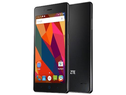 Смартфон ZTE Blade A476 black