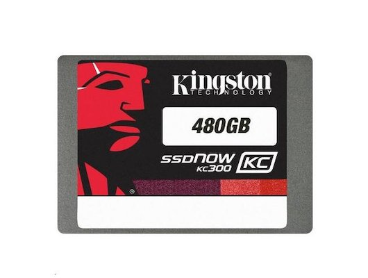SSD жесткий диск Kingston 480GB SSDNow KC380 SSD micro SATA 3 1.8 SKC380S3/480G