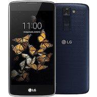 Смартфон LG K8 LTE K350 black blue
