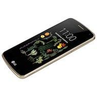 Фото Смартфон LG K5 X220ds black gold
