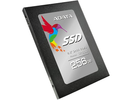 SSD жесткий диск A-Data 256GB SSD ASP600S3-256GM-C SP600 2.5 SATAIII NO BRACKETS/без салазок