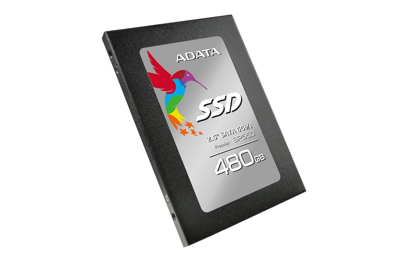 SSD жесткий диск A-Data SATA III 480Gb ASP550SS3-480GM-C 550 2.5""
