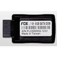 Фото SSD жесткий диск Foxline 8GB Module 7-pin SATA, MLC FLDM008G