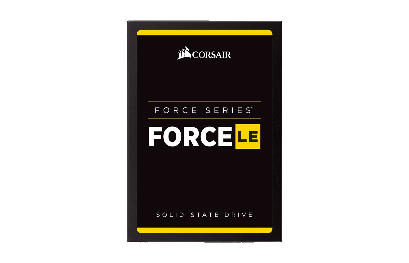 SSD жесткий диск Corsair SATA-III 120Gb CSSD-F120GBLEB Force LE 2.5