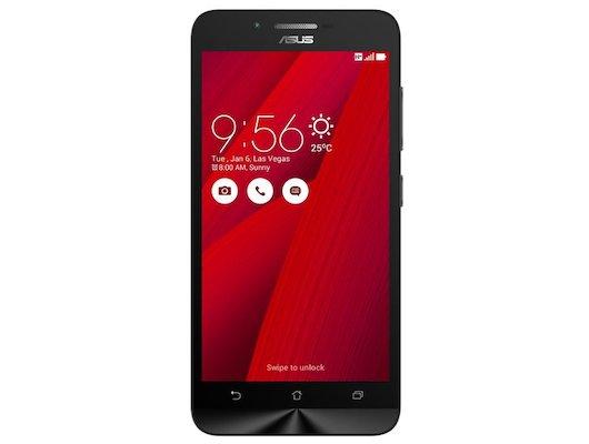 Смартфон ASUS ZC500TG Zenfone Go 8Gb красный