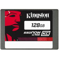 Фото SSD жесткий диск Kingston 128GB SSDNow SKC400S37/128G SSD SATA 3 2.5 (7mm height)