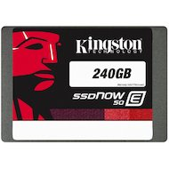 Фото SSD жесткий диск Kingston 240GB SSDNow SE50S37/240G SATA 3 2.5 (7mm height)