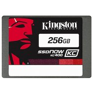 SSD жесткий диск Kingston 256GB SSDNow SKC400S3B7A/256G SSD SATA 3 2.5 (7mm) Upgrade Bundle Kit