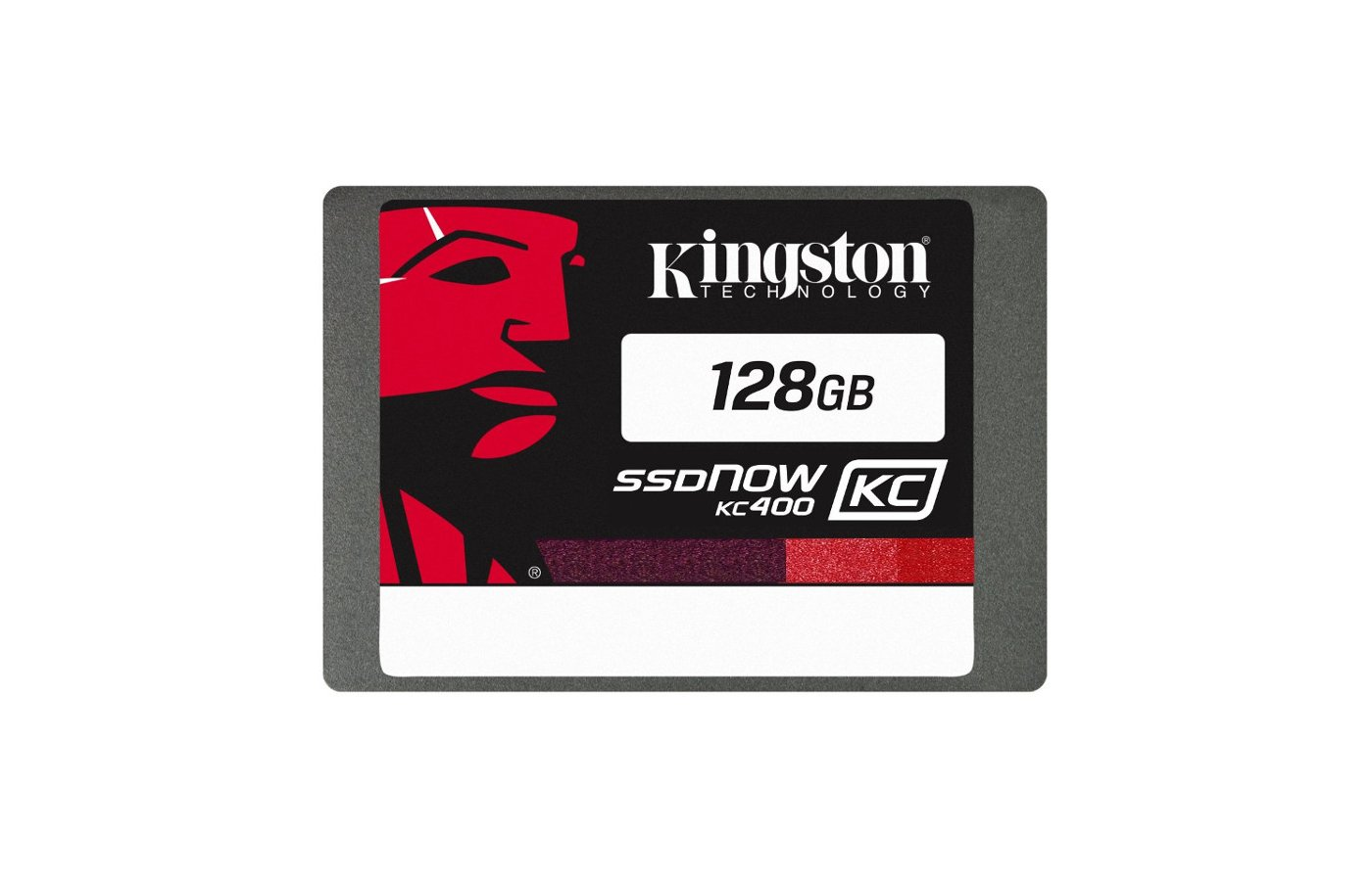 SSD жесткий диск Kingston 128GB SSDNow SKC400S37/128G SSD SATA 3 2.5 (7mm height)