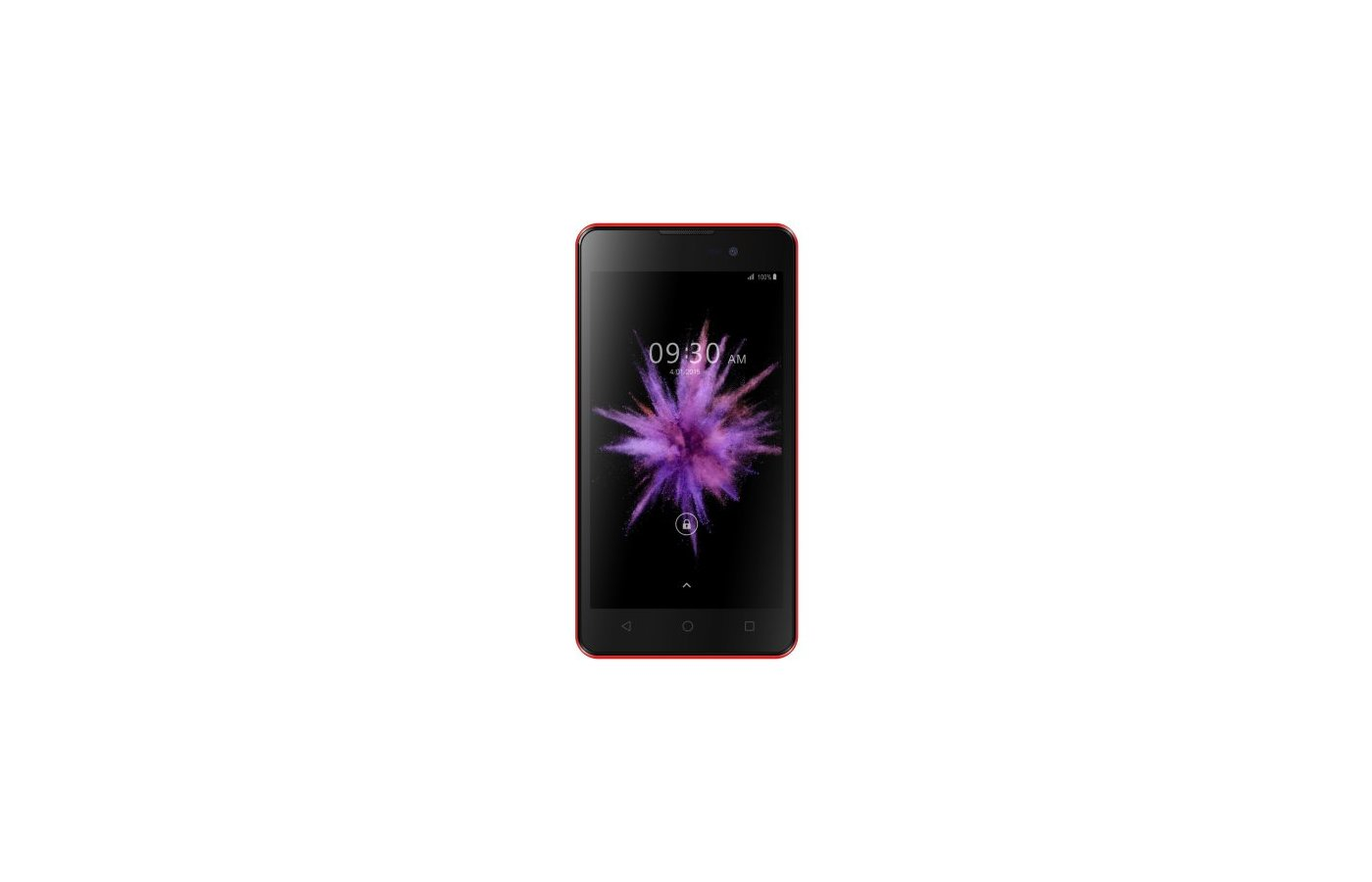 Смартфон Micromax Q334 Canvas Magnus Red