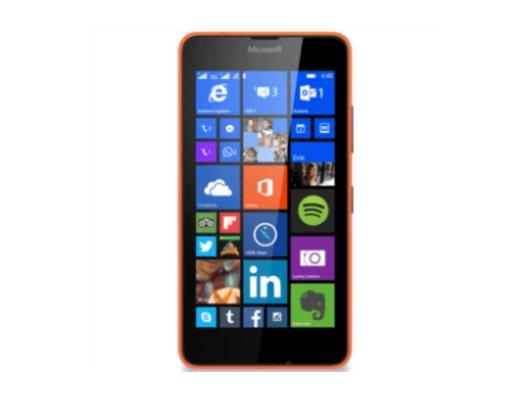 Смартфон Microsoft Lumia 640 LTE Orange