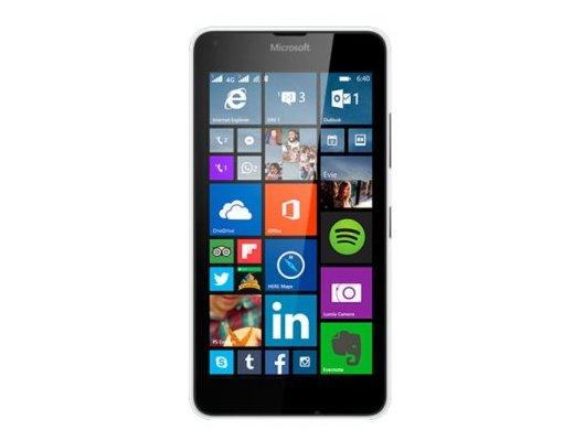 Смартфон Microsoft Lumia 640 LTE White